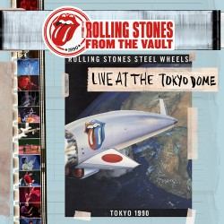 The Rolling Stones - Live At The Tokyo Dome (4xLP, Album, 180 + DVD-V, Multichannel, NTSC, Reg)