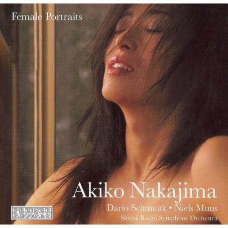Akiko Nakajima - Female Portraits