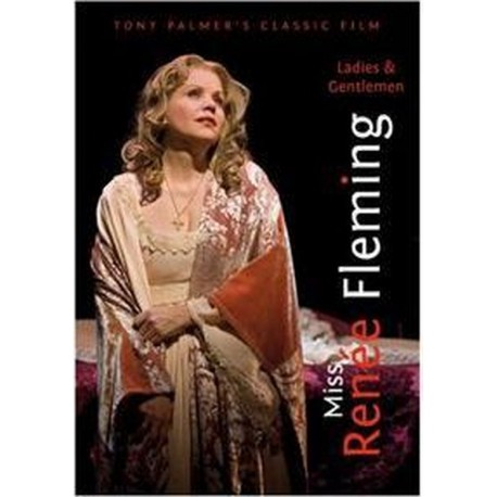 Ladies And Gentlemen... Miss Renee Fleming
