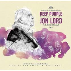 Various – Celebrating Jon Lord, The Rock Legend, Vol.2