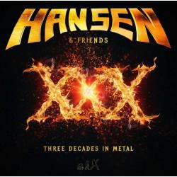 Hansen & Friends – XXX (Three Decades In Metal) (LP)