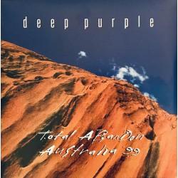 Deep Purple – Total Abandon - Australia '99  (LP)