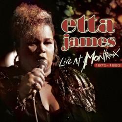 Etta James – Live At Montreux 1975 - 1993 (LP)