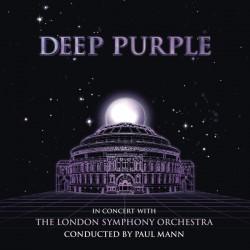Deep Purple, The London Symphony Orchestra, Paul Mann – In Concert With The London Symphony Orchestra