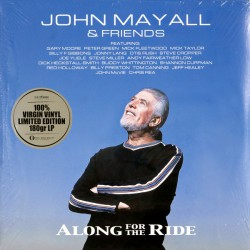 John Mayall & Friends – Along For The Ride  (LP)