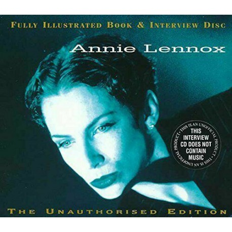 Annie Lennox – Fully Illustrated Book & Interview Disc