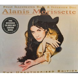 Alanis Morissette – Fully Illustrated Book & Interview Disc