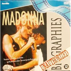 Madonna - Biographies Unauthorized, (Promo DVD)