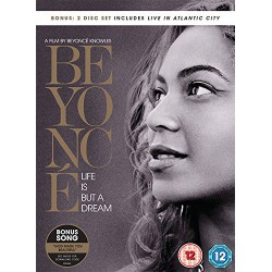 Beyoncé ‎– Life Is But A Dream / Live In Atlantic City