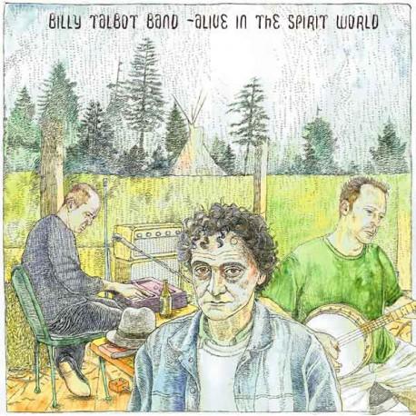 Billy Talbot Band – Alive In The Spirit World