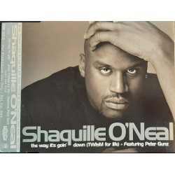 Shaquille O'Neal Featuring Peter Gunz – The Way It's Goin' Down (TWIsM For Life) (Promo)