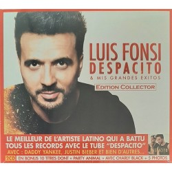 Luis Fonsi – Despacito & Mis Grandes Exitos (Edition Collector)