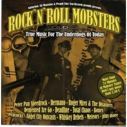 Various - Rock 'N' Roll Mobsters (CD)