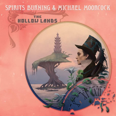 Spirits Burning & Michael Moorcock – The Hollow Lands (CD)