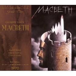 Giuseppe Verdi  - Macbeth (Wien, 1970)