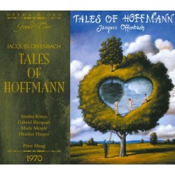 Jacques Offenbach - Tales Of Hoffmann (Buenos Aires 1970)