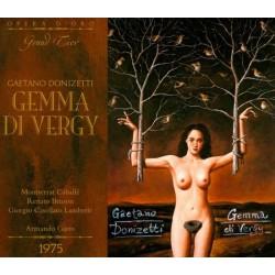 Gaetano Donizetti - Gemma Di Vergy