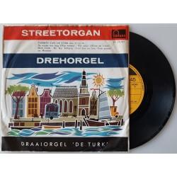 """Draaiorgel 'De Turk' - Tophits van 'De Turk' (7""""-Single)"""