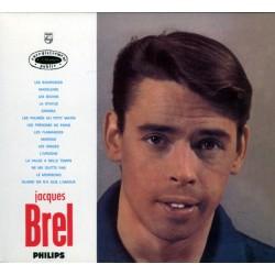 Jacques Brel – Enregistrement Public A L'Olympia 1961