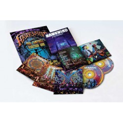 Hawkwind - At The Roundhouse 2CD/1DVD Boxset
