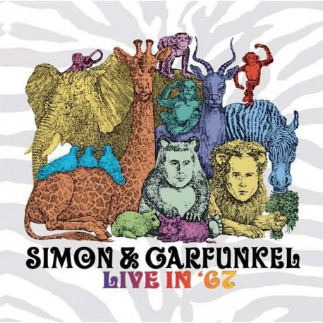 Simon & Garfunkel – Live In '67 (LP)
