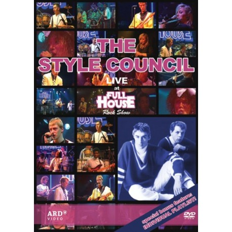 The Style Council – Live At Full House Rock Show