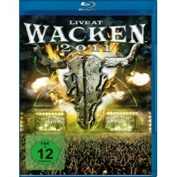 Various ‎– Live At Wacken 2011