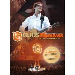 Guus Meeuwis - Groots Met Een Zachte G (Boek + DVD)