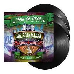 Joe Bonamassa – Tour De Force - Live In London - Shepherd's Bush Empire (3 LP)