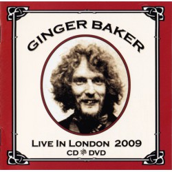 Ginger Baker  ‎– Live In London 2009