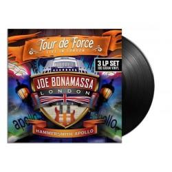 Joe Bonamassa – Tour De Force - Live In London - Hammersmith Apollo (3 LP + Download card)