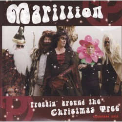 Marillion – Proggin' Around The Christmas Tree (DVD)