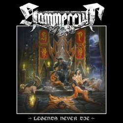 Hammercult – Legends Never Die (LP)