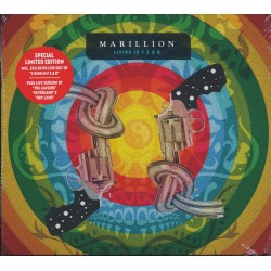 Marillion - Living In F E A R (CD)