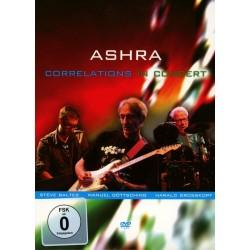 Ashra – Correlations In Concert (DVD)