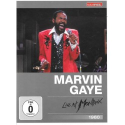 Marvin Gaye – Live In Montreux 1980