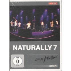 Naturally 7 – Live At Montreux 2007 (DVD)