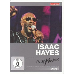 Isaac Hayes – Live At Montreux 2005 (DVD)
