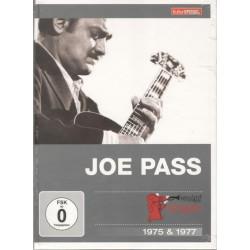 Joe Pass – 1975 & 1977 Live At Montreux (DVD)