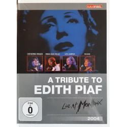 Catherine Ringer, Angélique Kidjo, Ute Lemper, Régine – A Tribute To Edith Piaf - Live At Montreux
