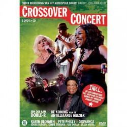 Crossover Concert - Ode Aan Doble R.  2 DVD+CD