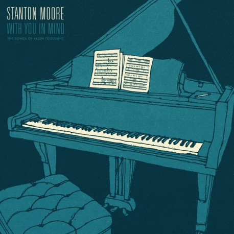 Stanton Moore – With You In Mind (LP)