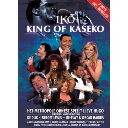 IKO - King Of Kaseko 2 DVD+CD