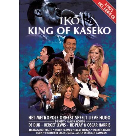 IKO - King Of Kaseko 2 DVD+CD