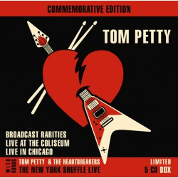 Tom Petty ‎– Commemorative Edition
