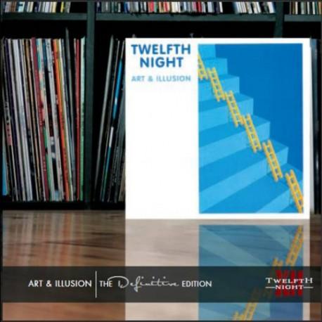 Twelfth Night -  Art & Illusion: The Definitive Edition (2CD)
