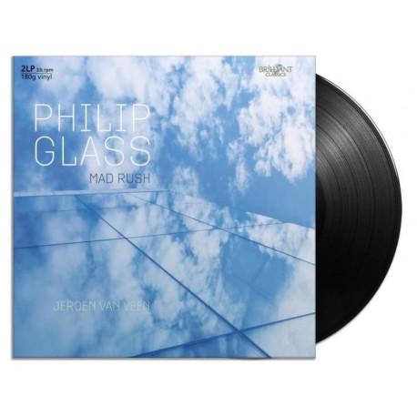 Jeroen van Veen -  Glass: Mad Rush (2 LP)