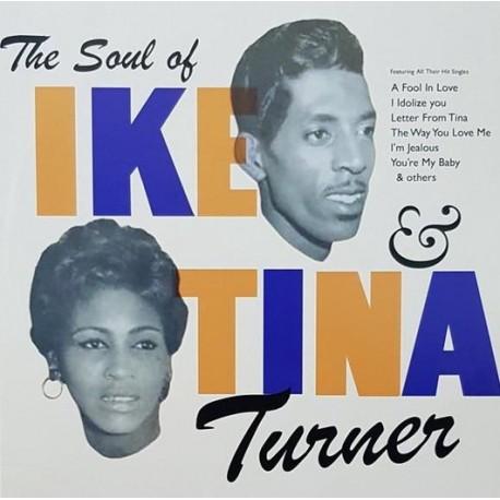 Ike & Tina Turner – The Soul Of Ike & Tina Turner (LP)