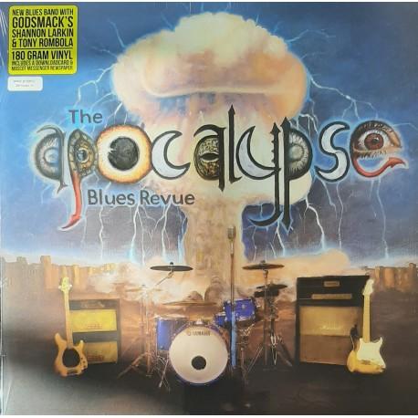 The Apocalypse Blues Revue – The Apocalypse Blues Revue (LP)