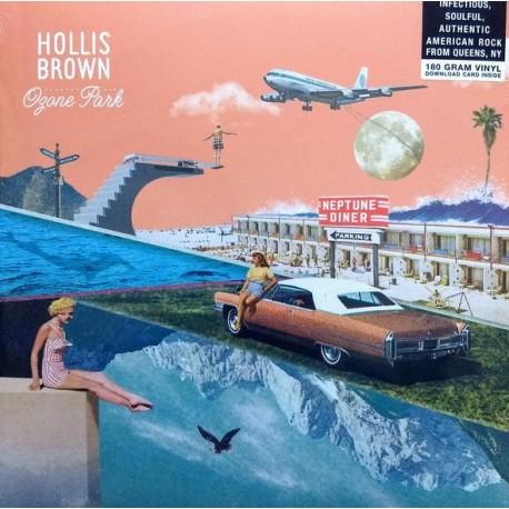 Hollis Brown – Ozone Park (LP)